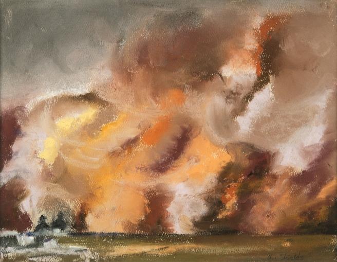 Dust Storm--West Texas
