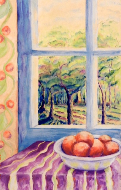 "Martha Pope ""Kitchen View"" 2013"