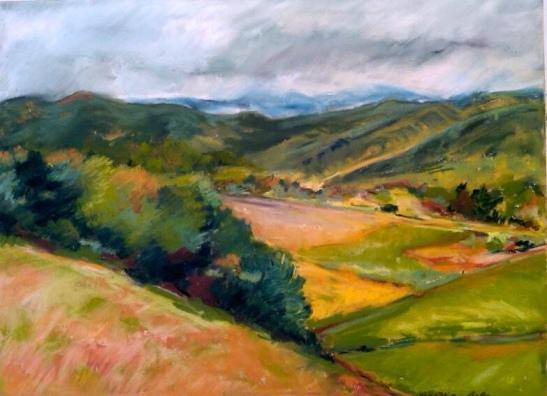 "Martha Pope--""Cissy's View 2012"