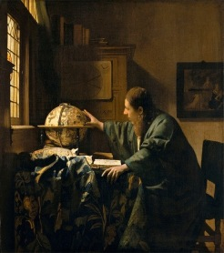 Vermeer: The Astronomer