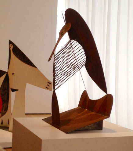 Picasso: Maquette for Daley Ctr Sculpture (1964 Welded Steel)