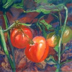 Linda Norton: Summer's Gem. Pastel