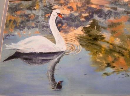 Anne Shields 2015 Swan