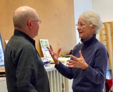 Vince Iannacchione and Ellen Cornett