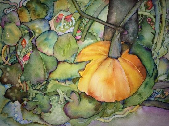 Lynne Mallonne Schlimm Pumpkin