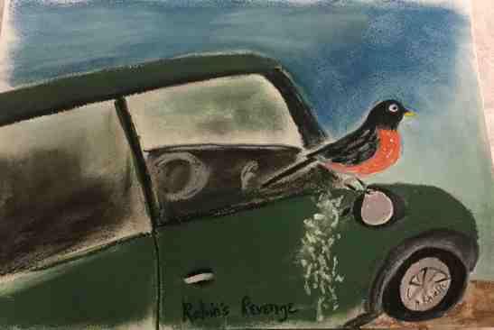 Anne Shields Robins Revenge Pastel