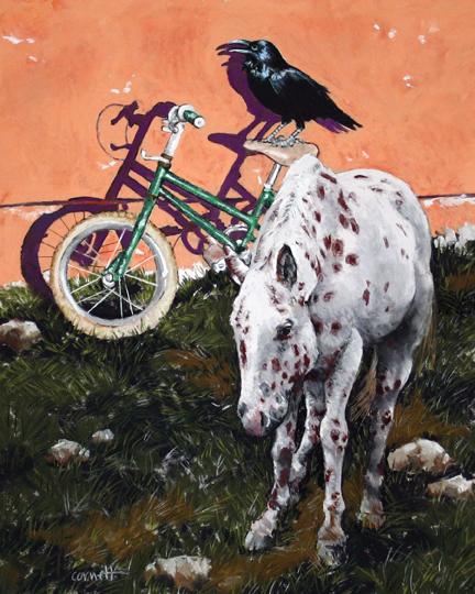 Ellen Cornett As the Crow Flies