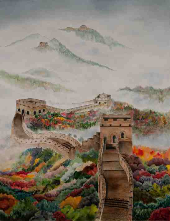 Wan Lee Wonder in the Mist