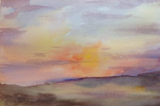 Kay Elsasser Castellabate Sunset