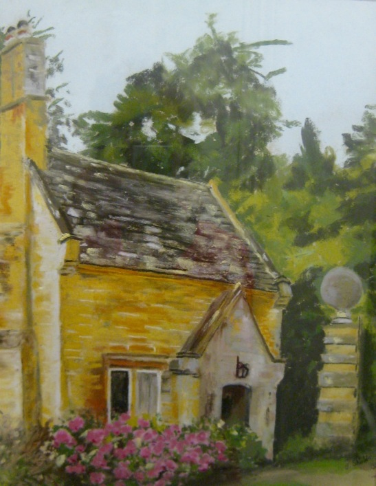 Anne Shields Cotswold Cottage2015