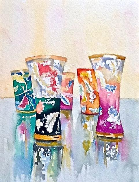 Tara Hamilton: Bavarian Glass