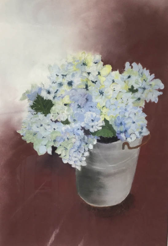 Anne Shields Endless Summer Pastel