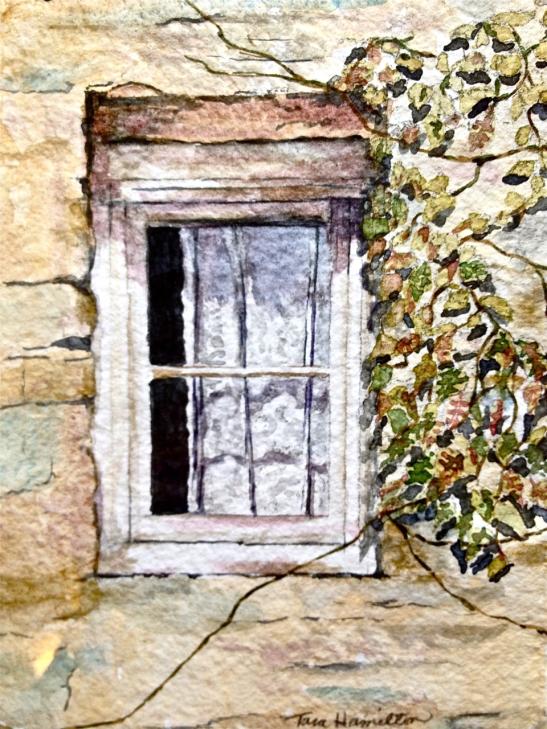 Tara Hamilton: Stone View