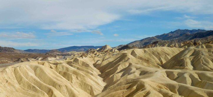 Death Valley Zabrieski Point