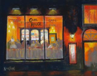Linda Norton Cafe Rouge