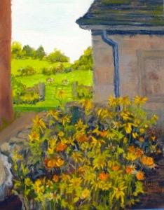 Linda Norton  Cheddleston FarmHonorable Mention, Pastel Society of VA 2013
