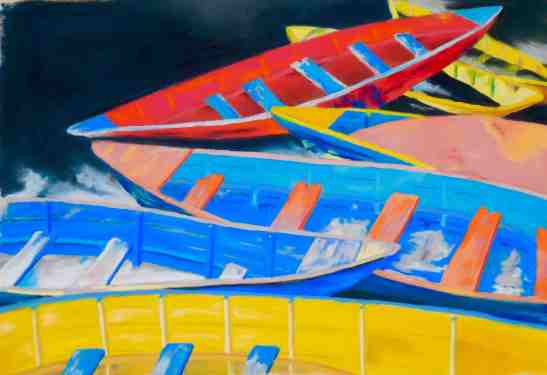 LInda Andreatta Portuguese Harbor