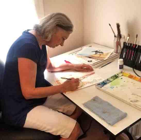 Nancy Arbuthnot