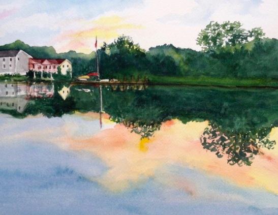 Tara Hamilton Reflections