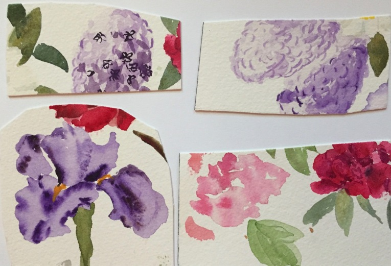 Marian Wiseman 2018 04 Floral Studies