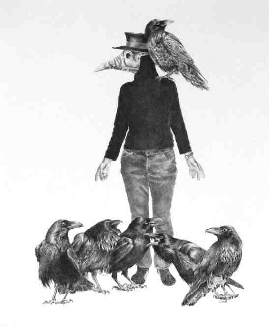 Ellen Cornett An Unkindness of Ravens