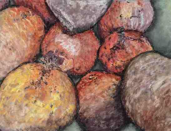 Eileen Leahy Root Vegetables
