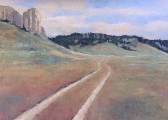 Martha Pope Trail to Slot Canyon